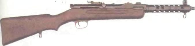 Австрия-Германия-Швейцария: пистолет-пулемет ШТЕЙЕР-СОЛОТУРН S100 - фото, описание, история
