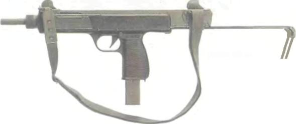Австрия: пистолет-пулемет ШТЕЙЕР, МР-69 и -81 - фото, описание, характеристики, история