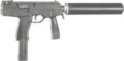 Австрия: пистолет-пулемет ШТЕЙЕР, ТМР КАЛИБРА 9 ММ - фото, описание, характеристики, история