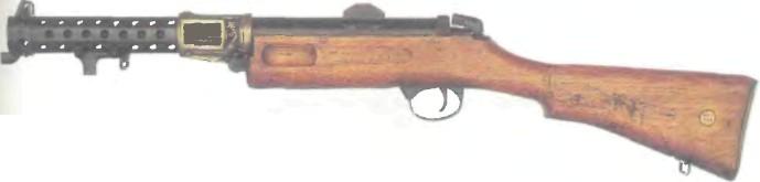 Великобритания: пистолет-пулемет ЛАНЧЕСТЕР МК1 - фото, описание, характеристики, история