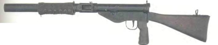 Великобритания: пистолет-пулемет Стэн MK 6 (S) - фото, описание, характеристики, история