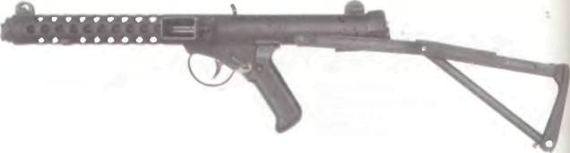 Великобритания: пистолет-пулемет СТЕРЛИНГ L2A1/L2A3 - фото, описание, характеристики, история