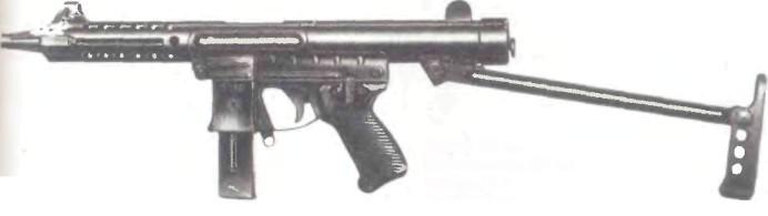 Испания: пистолет-пулемет СТАР, МОДЕЛЬ Z-70 - фото, описание, характеристики, история