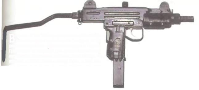Израиль: пистолет-пулемет УЗИ, МИНИ-УЗИ И МИКРО-УЗИ - фото, описание, характеристики, история