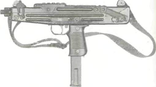 Испания: пистолет-пулемет СТАР, МОДЕЛЬ Z-84 - фото, описание, характеристики, история