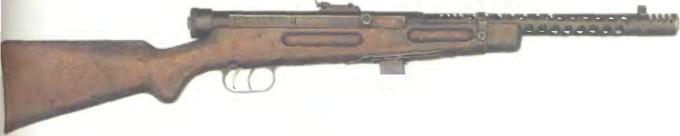 Италия: пистолет-пулемет БЕРЕТТА, МОДЕЛЬ 38А - фото, описание, характеристики, история