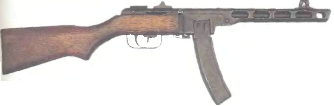 Китай: пистолет-пулемет ТИП 50 - фото, описание, характеристики, история