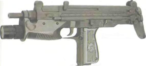 Польша: пистолет-пулемет ГЛОБЕРИТ РМ-84 - фото, описание, характеристики, история