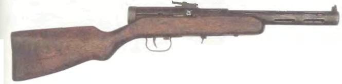 Россия: пистолет-пулемет ППД-34/38 - фото, описание, характеристики, история