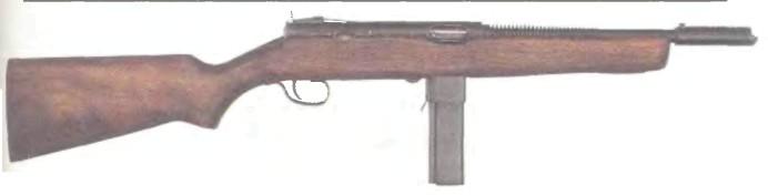 США: пистолет-пулемет РЕЙЗИНГ, МОДЕЛЬ 50 - фото, описание, характеристики, история