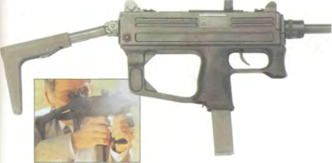 США: пистолет-пулемет РУГЕР МР-9 - фото, описание, характеристики, история