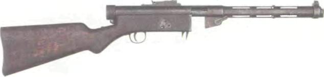 Финляндия: пистолет-пулемет СУОМИ, МОДЕЛЬ 1931 - фото, описание, характеристики, история