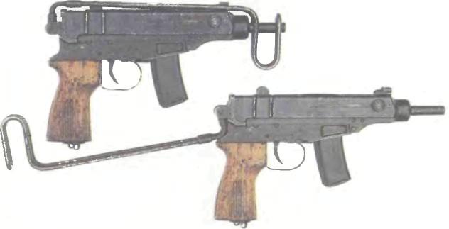 Чешская Республика: пистолет-пулемет Vz61 СКОРПИОН - фото, описание, характеристики, история