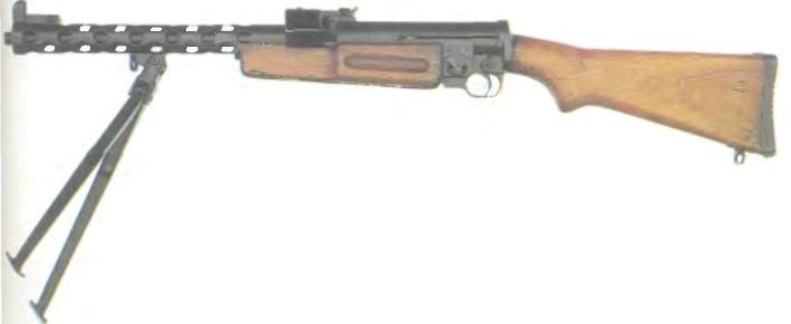 Чешская Республика: пистолет-пулемет ZK 383 - фото, описание, характеристики, история