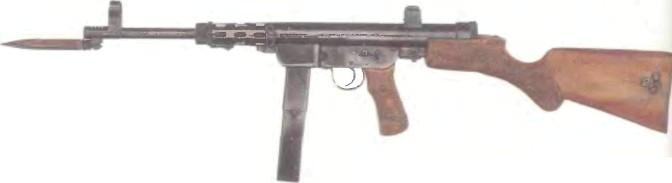 Швейцария: пистолет-пулемет РЕКСИМ-ФАВОР - фото, описание, характеристики, история
