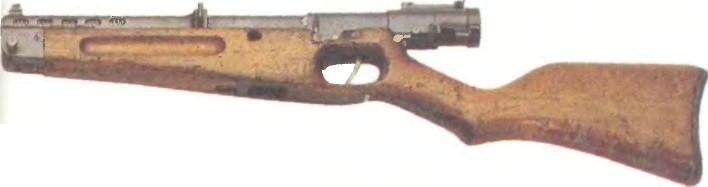 Япония: пистолет-пулемет ТИП 11 - фото, описание, характеристики, история