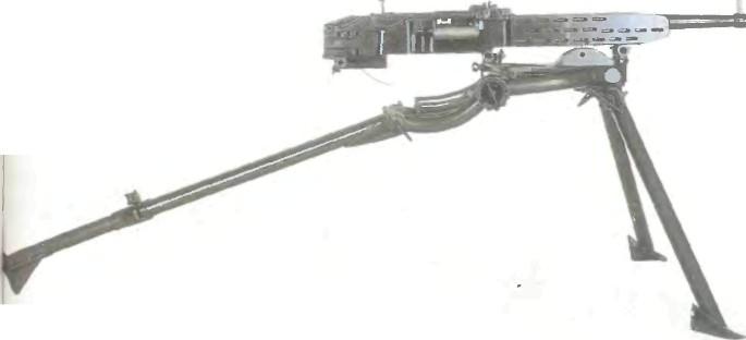 Великобритания: пулемет СТАНКОВЫЙ BESA - фото, описание, характеристики, история