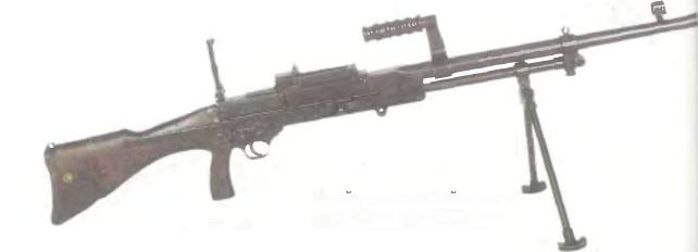 Великобритания: пулемет ВИККЕРС-БЕРТЬЕ - фото, описание, характеристики, история