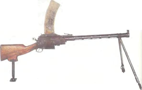 Дания: пулемет МАДСЕН 1902 - фото, описание, характеристики, история