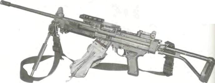 Израиль: пулемет IMI НЕГЕВ - фото, описание, характеристики, история