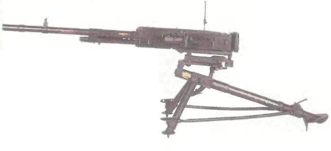 Италия: пулемет БРЕДА, МОДЕЛЬ 37 - фото, описание, характеристики, история