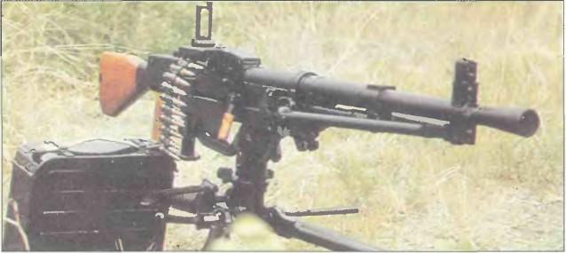 Китай: пулемет НОРИНКО ТИП 67-2С - фото, описание, характеристики, история