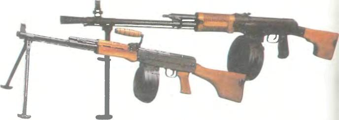 Китай: пулемет НОРИНКО ТИП 74 - фото, описание, характеристики, история