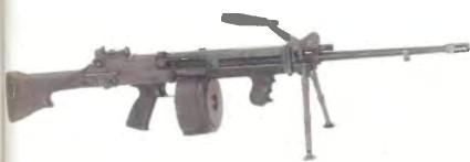 Сингапур: пулемет CIS УЛЬТИМАКС 100 - фото, описание, характеристики, история