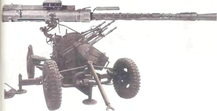 СССР: пулемет КРУПНОКАЛИБЕРНЫЙ ВЛАДИМИРОВА (КПВ) - фото, описание, характеристики, история