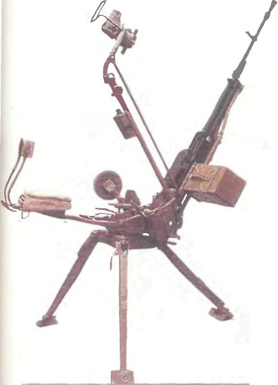 СССР: пулемет НСВ - фото, описание, характеристики, история