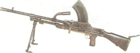 Чехословакия: пулемет ZB 26 И ZGB VZ 30 - фото, описание, характеристики, история