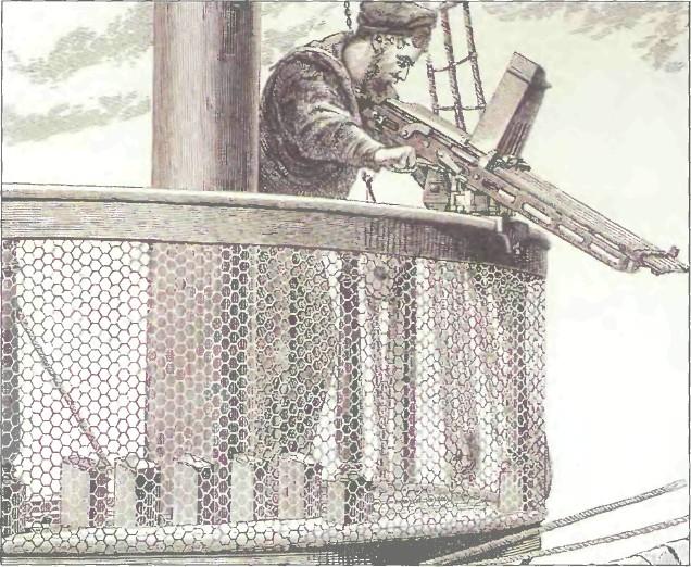 Швеция: пулемет ЗАЛПОВОЕ МНОГОСТВОЛЬНОЕ ОРУДИЕ НОРДЕНФЕЛЬТ - фото, описание, характеристики, история