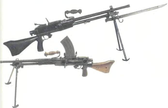 Япония: пулемет ТИП 96 - фото, описание, характеристики, история