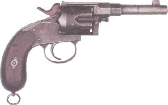 Германия револьвер рейхсревольвер