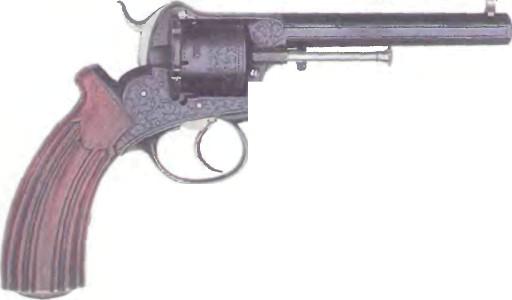 Германия: револьвер ШПИЛЕЧНЫЙ РЕВОЛЬВЕР ПОСТЕРА - фото, описание, характеристики, история