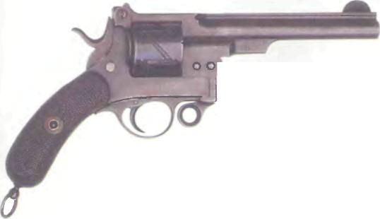 Германия: револьвер МАУЗЕР ЗИГ-ЗАГ- фото, описание, характеристики, история