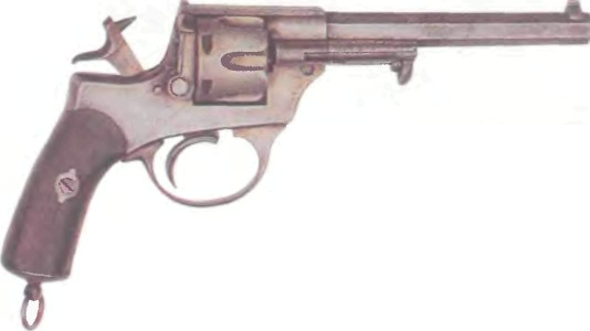 Италия: револьвер ГЛИЗЕНТИ КАМЕЛОТ-ДЕЛЬВИНЬ - фото, описание, характеристики, история