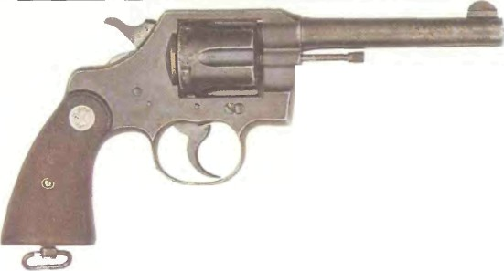 США: револьвер КОЛЬТ ОФИШЕЛ ПОЛИС - фото, описание, характеристики, история