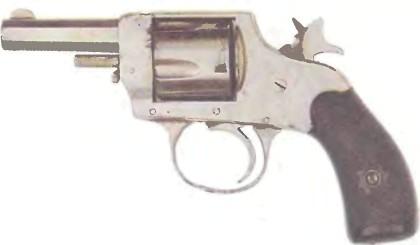 США: револьвер ФОРХЭНД АРМЗ КОМПАНИ - фото, описание, характеристики, история
