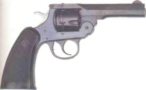 США: револьвер ХЭРРИНГТОН И РИЧАРДСОН ДЕФЕНДЕР - фото, описание, характеристики, история