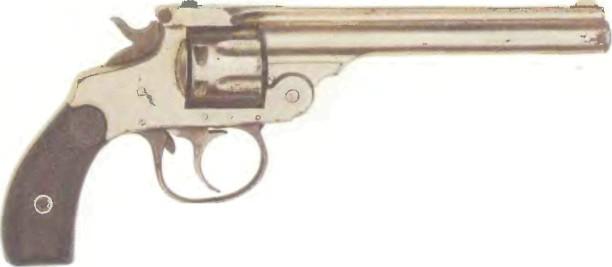 США: револьвер ХЭРРИНГТОН И РИЧАРДСОН - фото, описание, характеристики, история