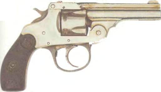 США: револьвер АЙВЕРА ДЖОНСОНА - фото, описание, характеристики, история