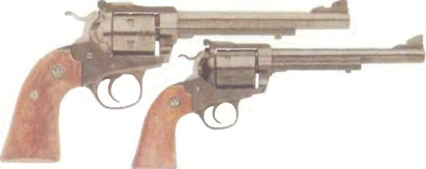 США: револьвер РУГЕР БИСЛЕЙ - фото, описание, характеристики, история
