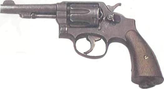 США: револьвер СМИТ-ВЕССОН, модель Виктори - фото, описание, характеристики, история