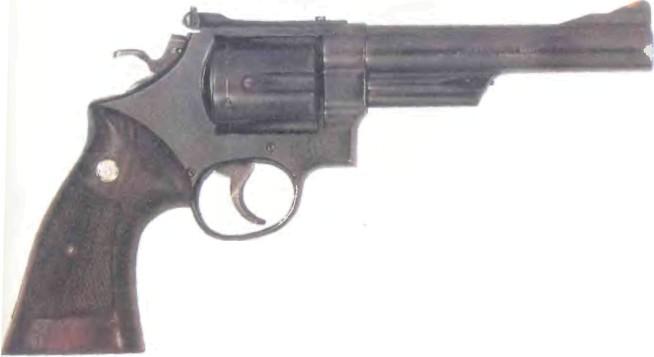 США: револьвер СМИТ-ВЕССОН, модель 29 - фото, описание, характеристики, история