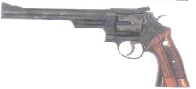 США: револьвер СМИТ-ВЕССОН, модель 57 - фото, описание, характеристики, история