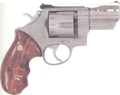 США: револьвер СМИТ-ВЕССОН, модель 624 Хортон спешиал - фото, описание, характеристики, история
