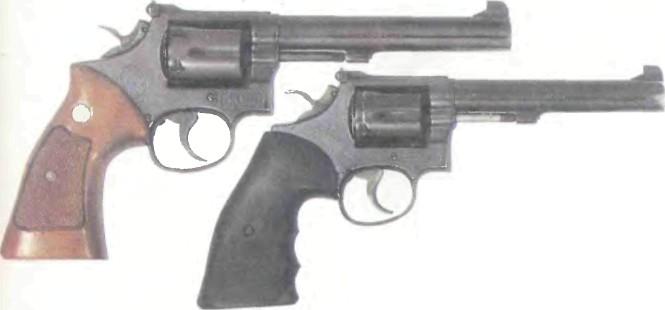 США: револьвер СМИТ-ВЕССОН, модель 14 КЗ8 Мастерпис - фото, описание, характеристики, история