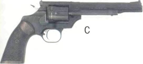Чехословакия: револьвер CZ ZKR-551 калибра .38 - фото, описание, характеристики, история