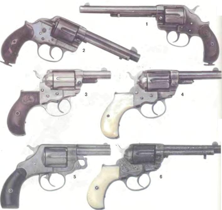 США: револьверы НЕОБЫЧНЫЕ КОЛЬТЫ - фото, описание, характеристики, история